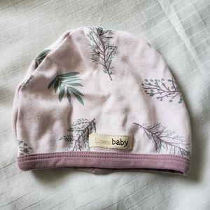 L'ovedbaby girl hat